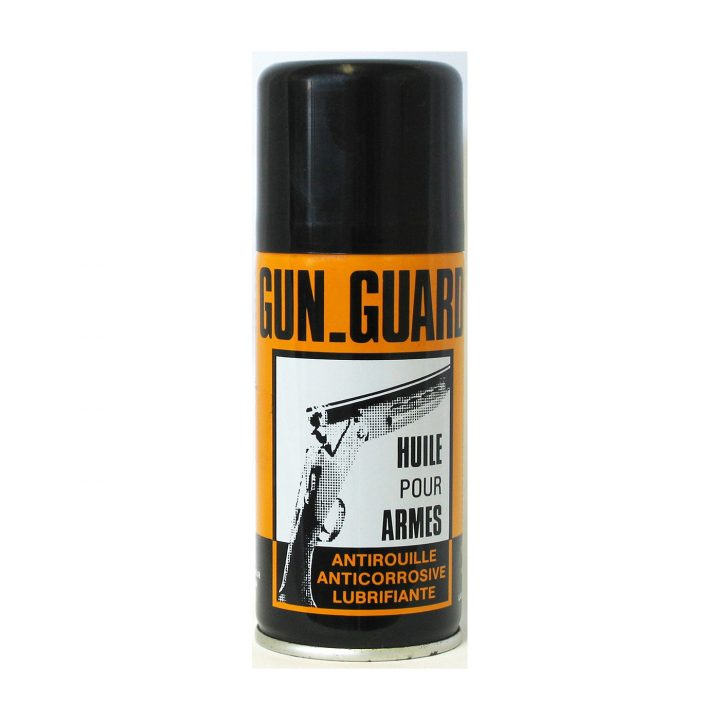 Gun-guard oil