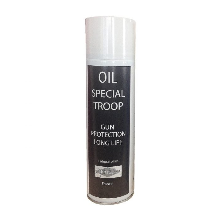 Special Troop oil Armistol